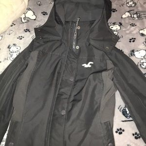 Hollister jacket for winter
